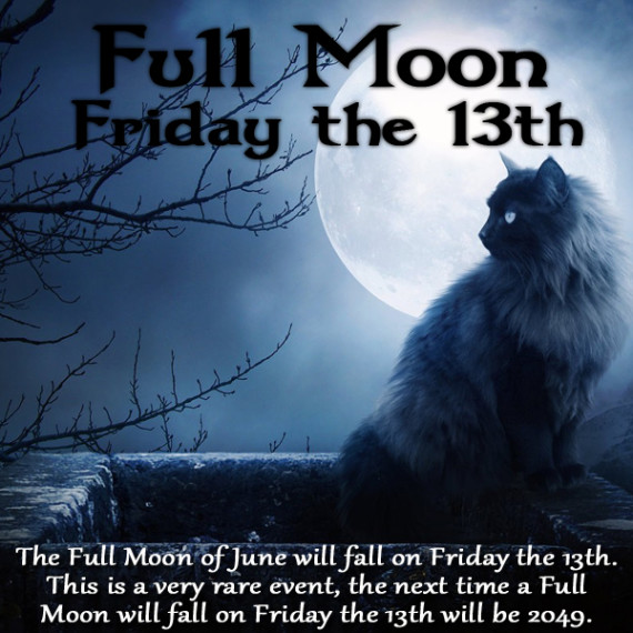 full moon 13th