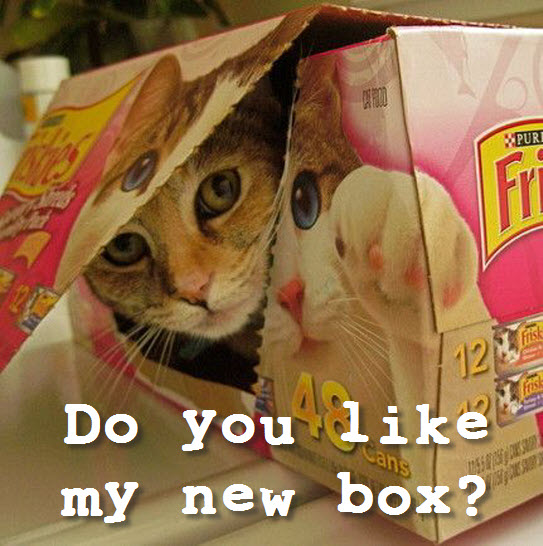 like my box