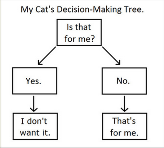 decision making tree