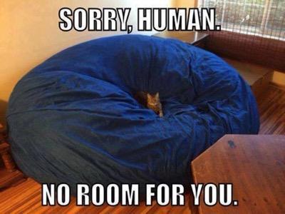 no room lol