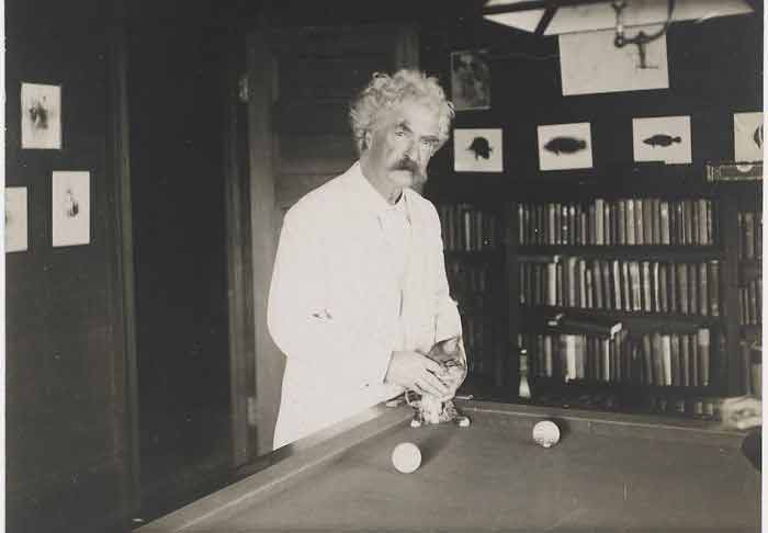 Vintage Photos That Prove Mark Twain Was The Crazy Cat
